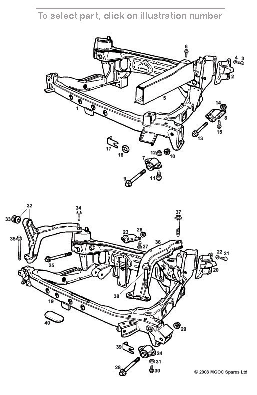 mgc front suspension mgc wiring diagram free
