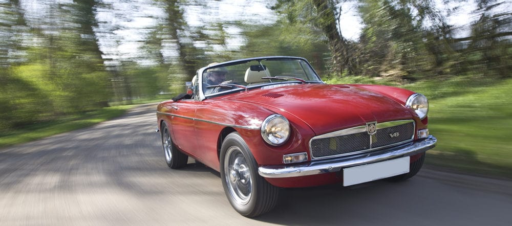 MGOC Spares MG Classic Modern Parts Accessories V8 Supersport MGB Roadster